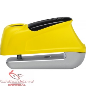 bloccadisco trigger 345 giallo 5mm sonoro