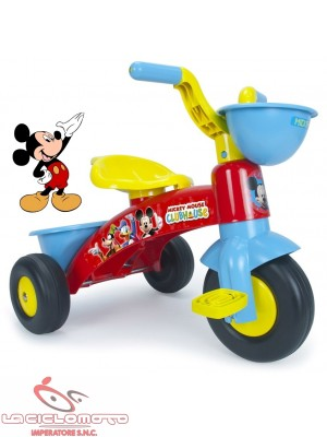 triciclo mickey mouse disney junior