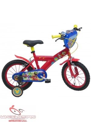 bici 14 mickey mouse
