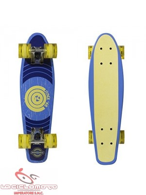 skateboard wood torpedo 65' kry 22,5 circles