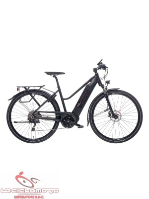 BICI E-Spillo Active SF Lady - Deore 10sp pedalata assistita