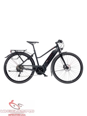 BICI E-Spillo Active Lady - Deore 10 speed h43