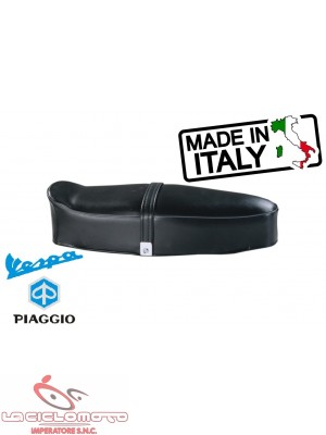 Sella vespa nera made in Italy