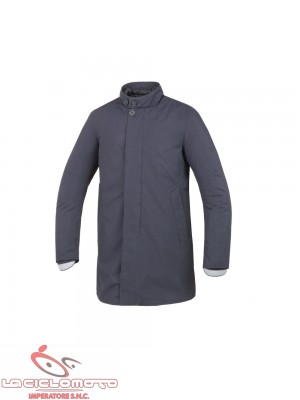 Cappotto car coat new ficus  blu scuro