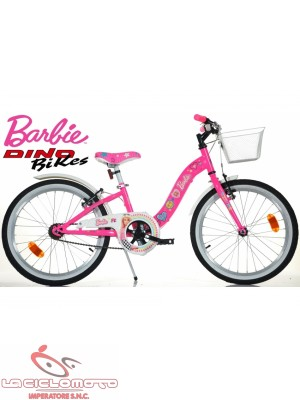 bici 20 barbie rosa