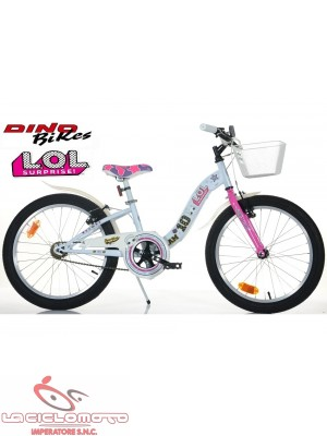 bici 20 lol surprise !
