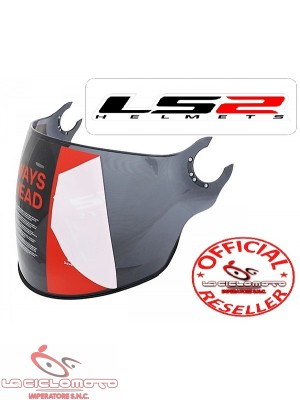Visiera casco jet airflow of 562 ls2 fumè