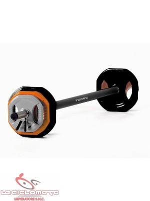 body pump set con kit pesi da 20 kg bps
