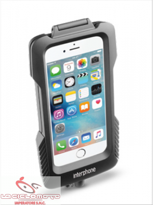 supporto moto manubrio tubo iphone 6
