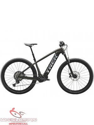 BICI POWERFLY 7 EU S 27,5 BK-CH Dnister Black/Anthracite pedalata assistita