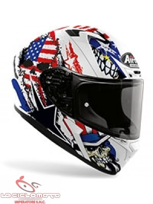 Casco integrale Airoh Valor Uncle Sam opaco